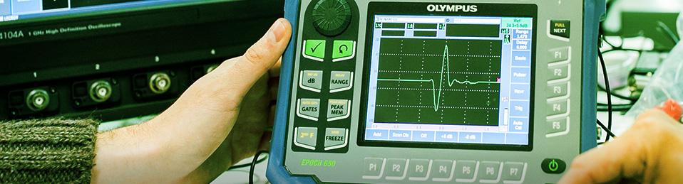 Imagen de osciloscopio o similar